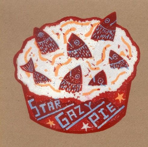 'Star Gazy Pie' by Jonny Hannah