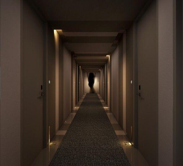 Hotel corridor design google search hotel pinterest for Hotel entrance design