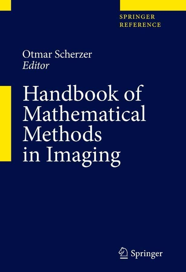I'm selling cheap ebook -- Handbook of Mathematical Methods in Imaging -- $235