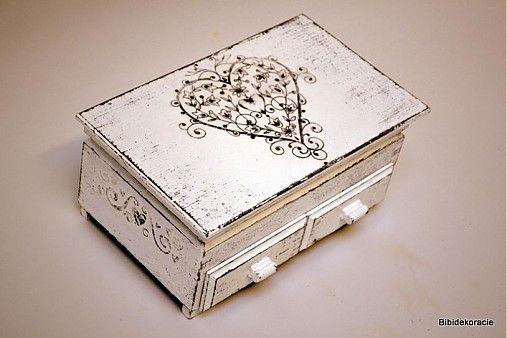 Heart Jewel Box