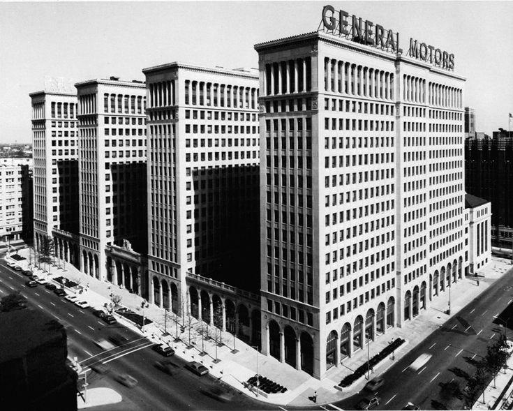 Detroit  General Motors
