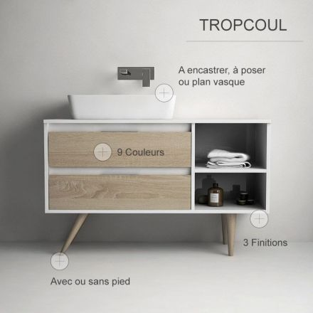 8 best Badkamer images on Pinterest - Meuble De Salle De Bain Sans Vasque