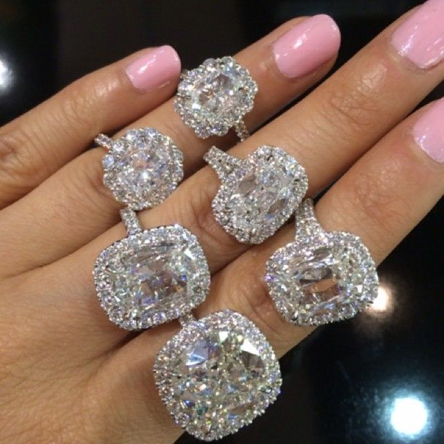 17 Best ideas about Huge Diamond Rings on Pinterest Huge wedding
