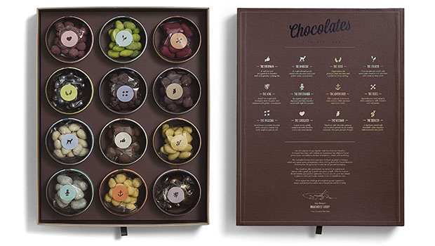 Chocolates with Attitude 2012 | Brandhouse
