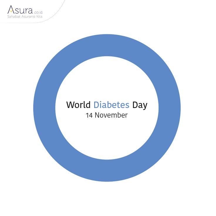 Selamat Hari Diabetes Sedunia! :) Yuk segera lindungi diri Anda dan keluarga dengan gaya hidup sehat dan perlindungan yang tepat di Asura.co.id