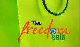 Myntra Independence Day Sale Offer : Myntra 15 August Independence Day Sale - Best Online Offer