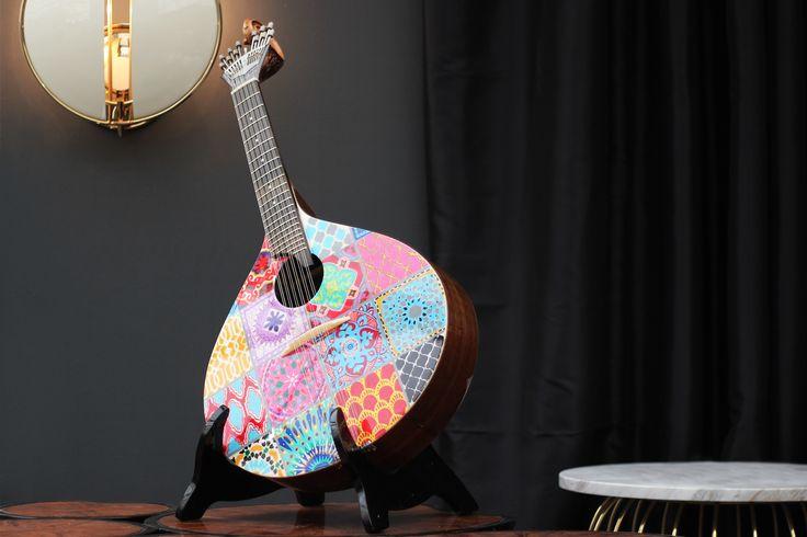 Azulejo III Guitar - Malabar