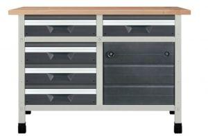#Banco da #lavoro Wolfcraft mod. 8071000 - Piano di lavoro 113 x 65 cm.  #bricolage #hobby #faidate #utensili #utensileria