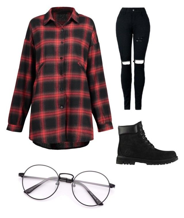 Tom Boy by katycatloves on Polyvore featuring polyvore fashion style Timberland clothing