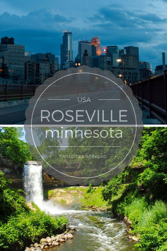 Roseville Minnesota United States Travel Dog-Friendly Travel Twin Cities - Minneapolis, St Paul