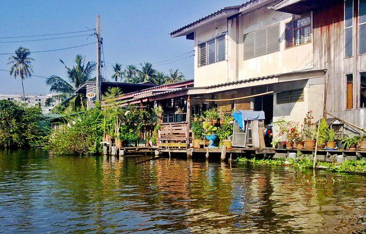 Boattrip in Bangkok