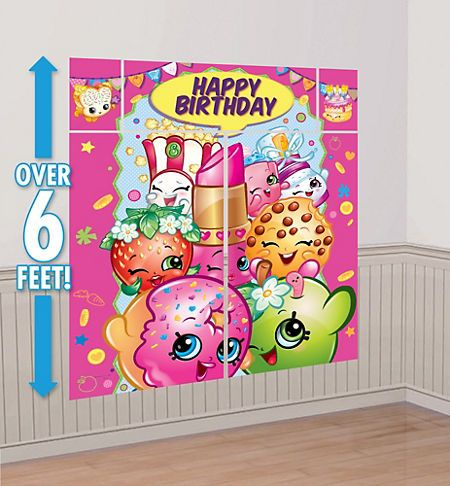 Shopkins Party Supplies - Shopkins Birthday Ideas - Party City