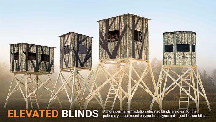 Deer Ground Blinds Related Keywords - Deer Ground Blinds ...