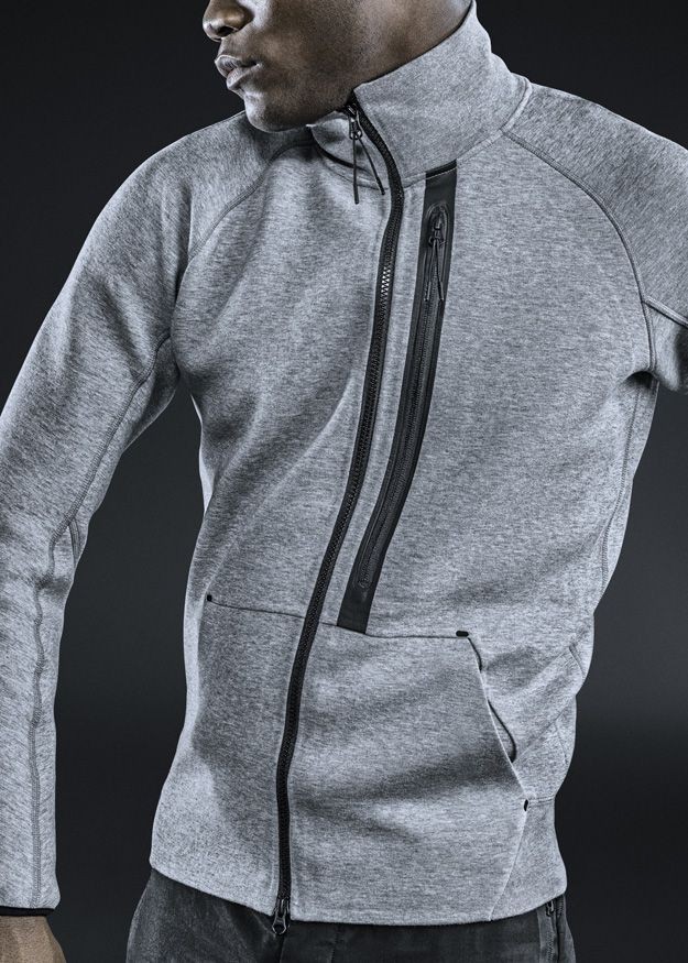 Nike Tech Pack Returns with Nike Tech Fleece Collection