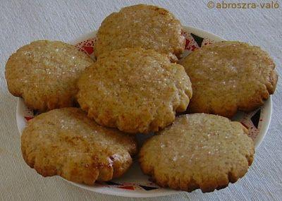 Svéd fűszeres keksz