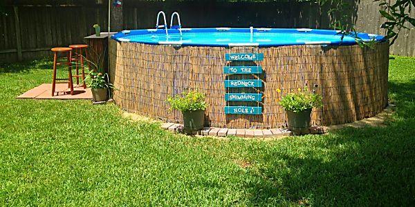 Comece agora a fazer sua piscina para o verão