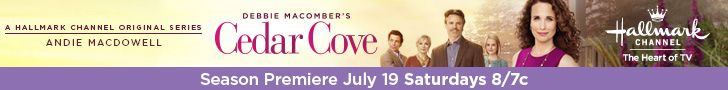 Debbie Macomber's Cedar Cove - Recipes - Giant Chocolate Peanut Butter Chip Cookies | Hallmark Channel #cedarcovetv