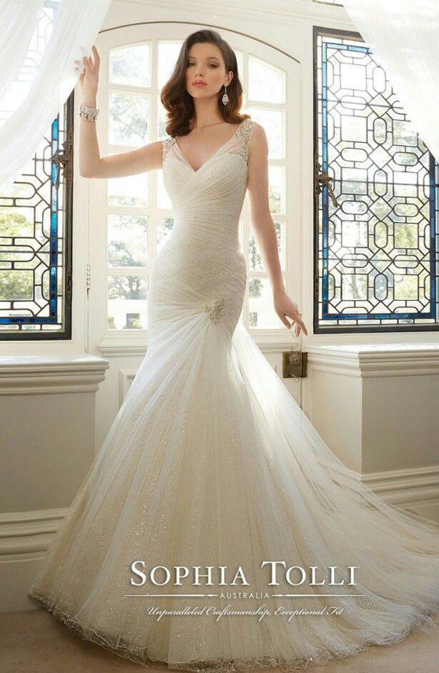 30 best فستان العروس images on Pinterest | Hochzeitskleider ...