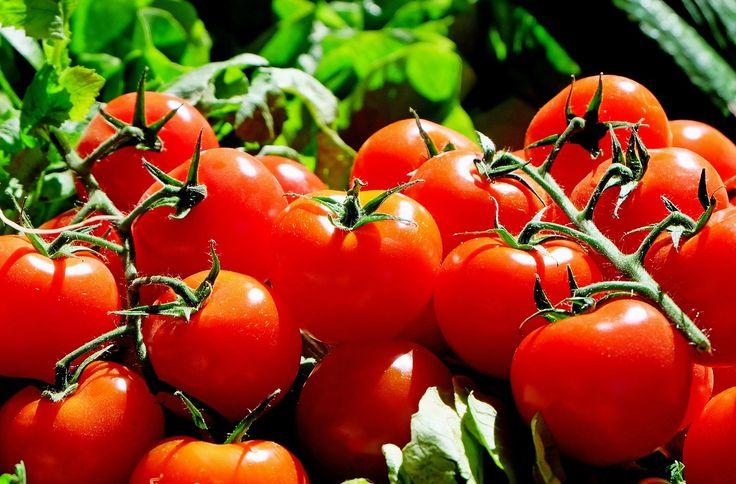El poder del tomate