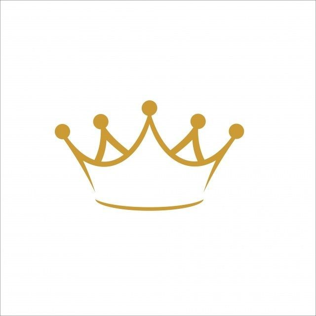 Crown Logo Design Vector Vector Design Crown Png And Vector With Transparent Background Fo Crown Tattoo Design Crown Logo Vintage Logo