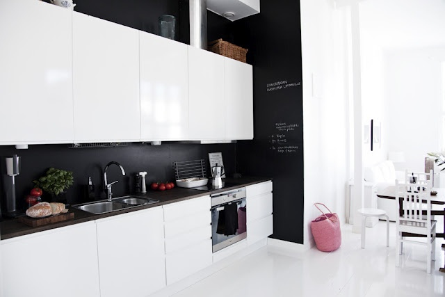 78 best idee su parete di lavagna su pinterest vernice for Lavagna adesiva ikea