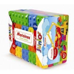 Nowość w Ofertcie od Marioinex  Konstrukcyjne Klocki Cegły Junior aż 60 elementów dla dzieci od 12 miesięcy - Bezpieczne! Wyprodukowano w 100% w Polsce  Sprawdźcie co znajduje sięw zestawie:)  Miłego Weekendu:)  #klockicegly #klockikonstrukcyjne #klockidladzieci #klockimarioinex #zabawkimarioinex #klockijunior