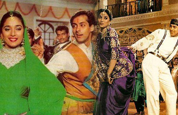 22 Year of Hum Aapke Hain Koun: These Cute Moments Between Salman Khan And Madhuri Dixit Will Make You Fall In Love!