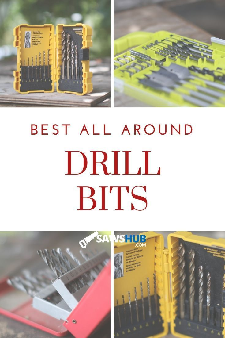 Best Drill Bits Review Buying Guide 2020 Drill Diy Projects