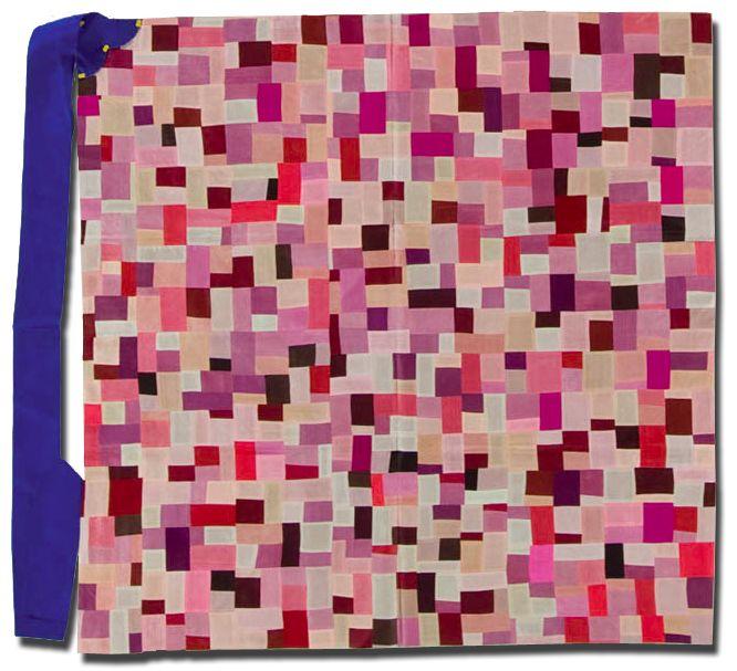 Pojagi Korean patchwork...wow!