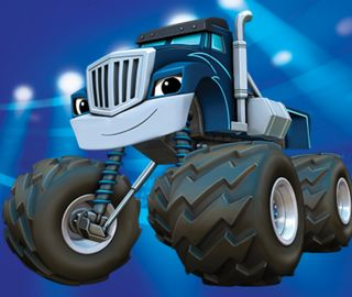 17 Best Images About Blaze amp The Monster Machines Printables On