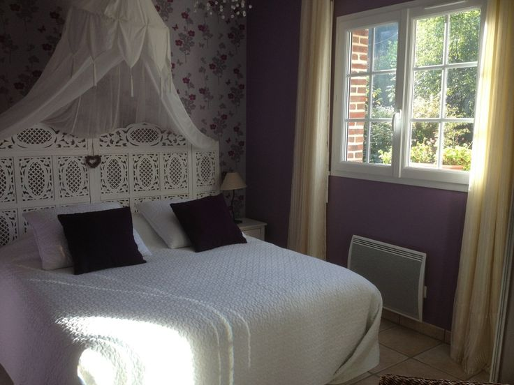 Chambre Floris Le Clos du Hêtre, romantic room