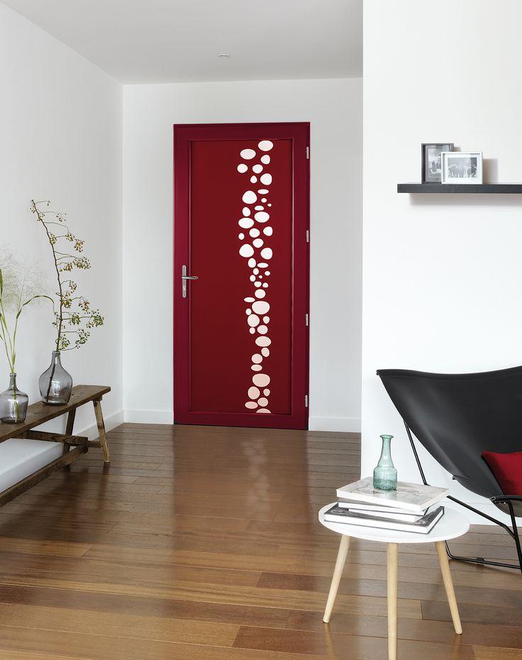 1000 images about porte d 39 entr e aluminium ambiance on - Barillet porte d entree ...