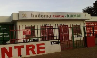This Is What We Offer - Kiambu Huduma Centre Official.