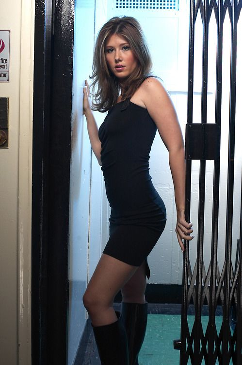 The lovely Jewel Staite