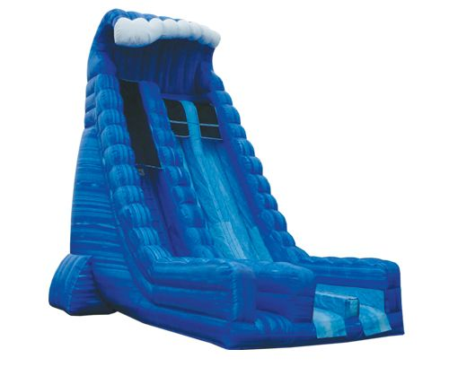 Inflatable slide rental in Broward and Palm Beach