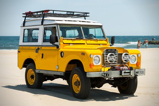 1972 Land Rover 88 Series III For Sale 2
