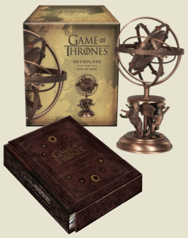 You Can Now Own The Astrolabe From TheGame Of ThronesOpening Credits