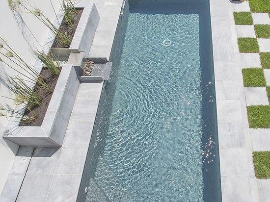 17 meilleures id es propos de liner piscine sur for Remplacement liner par resine piscine