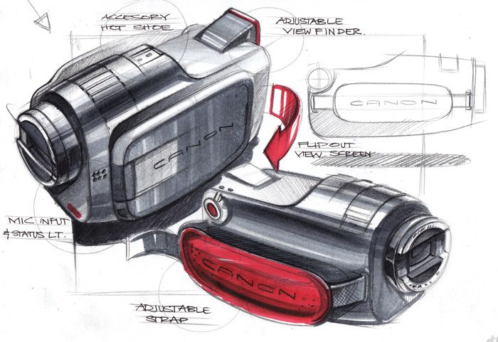 sketch-a-day-246. #industrial #design #id #product #sketch