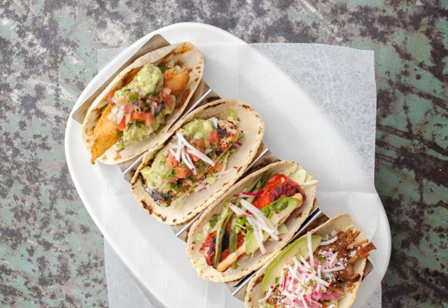 Joyride Taco House. (Mark Lipczynski / Sunset Publishing) AZ Farm and Table