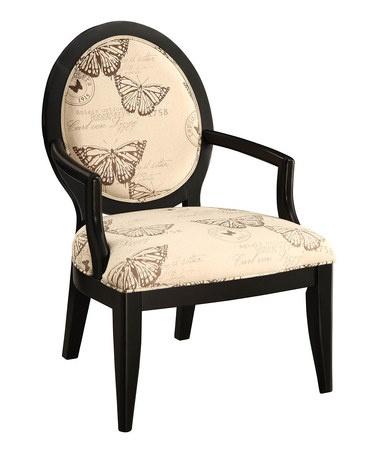 Take A Look At This Butterfly Accent Chair By Coast To Coast On #zulily  Today