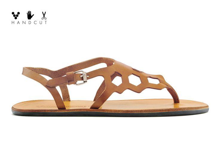 Handcut Pandora The premium handcut summer sandal $224.00 The newest  addition to our handcut range;