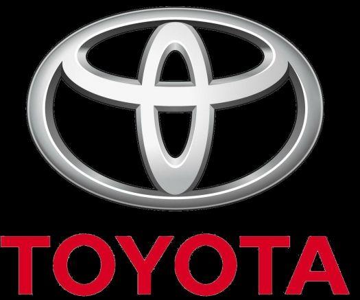 Toyota Logo size