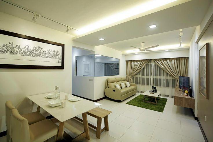 12 best images about false ceiling lighting on pinterest - False wall designs in living room ...