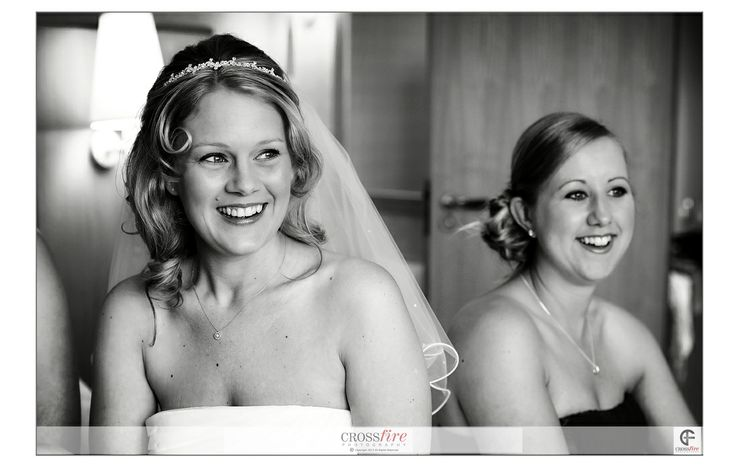Making time for pre-wedding #documentaryweddingphotography in the bridal suite. Photography by Crossfire Photography www.crossfirephot... #LancashireWedding Photographers. Please do not crop or remove watermark. © Copyright Crossfire Photography 2013