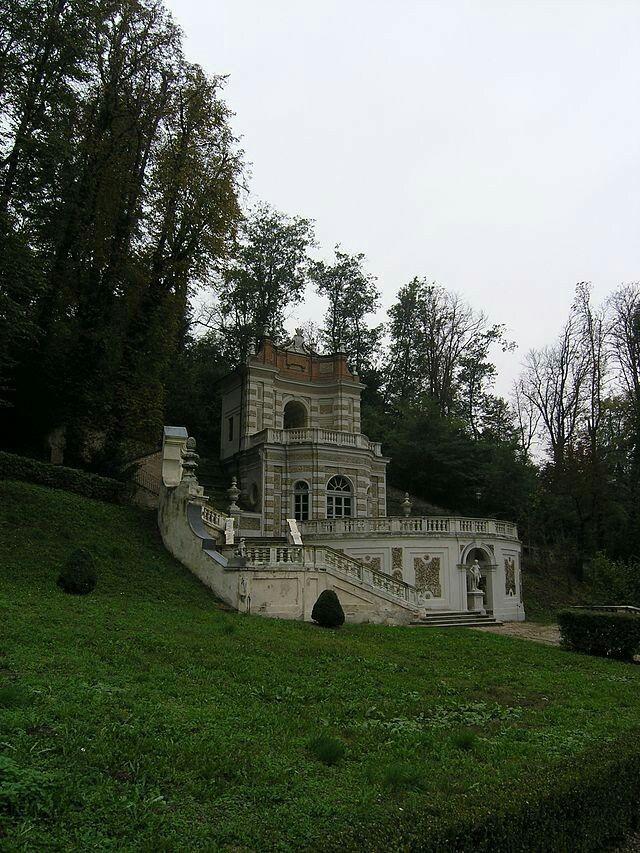 Villa della Regina. Torino (Piedmont) 16151619...1657