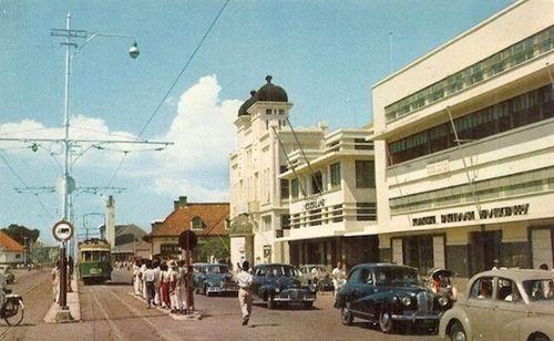 Surabaya, circa 1940