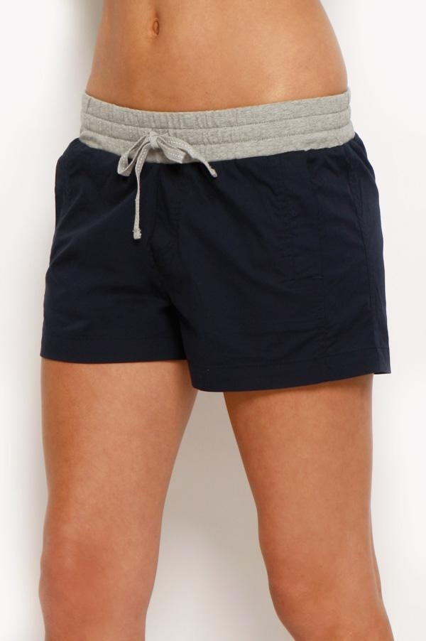 Flashdance Shorts - navy - nice :)