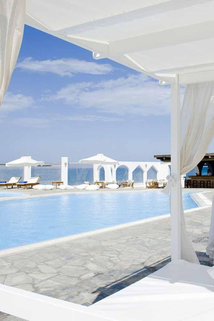 Knossos Beach in Kokkini Chani, Heraklion, Crete