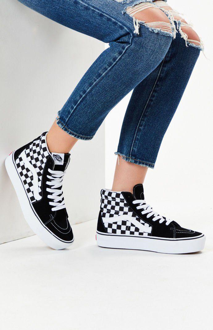 Vans Women's Sk8 Hi Platform 2.0 Sneakers | Vans sk8 hi